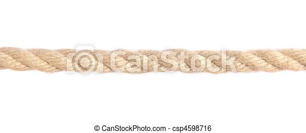 Rope - csp4598716