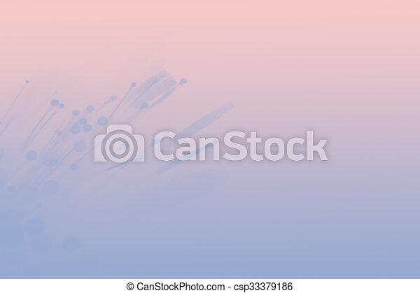 Rosa y azul - csp33379186