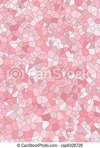 rosa azulejos mosaico ilustracin de archivo - Azulejos Rosa