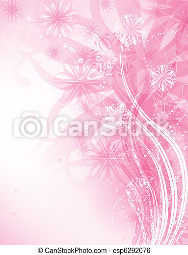 rosa bakgrund - csp6292076