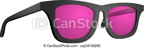 Rosa brille
