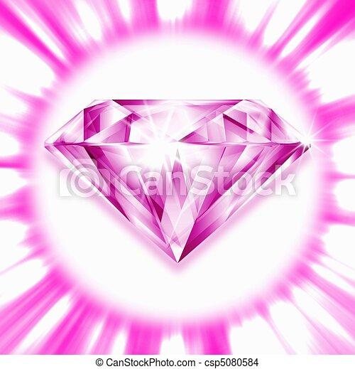 Aureola rosa
