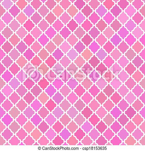 rosa, mönster, abstrakt, färger, bakgrund - csp18153635