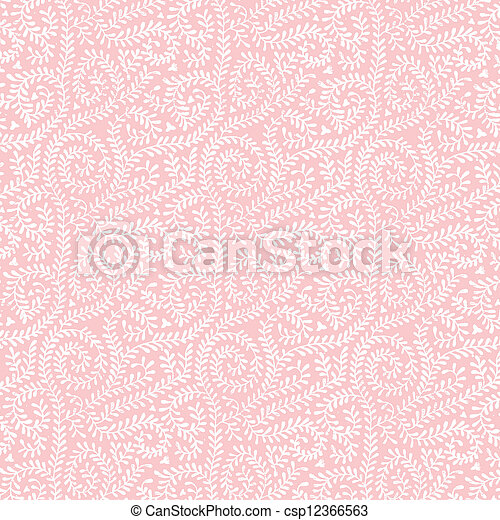 rosa, pastell, vit, vin, mönster - csp12366563