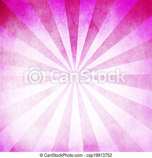 rosa, raggi, fondo, struttura, vuoto - csp19913752