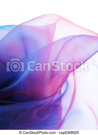 rosa, seta, fondo - csp6368925