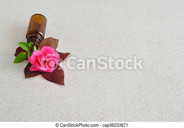rosa subió - csp36233871