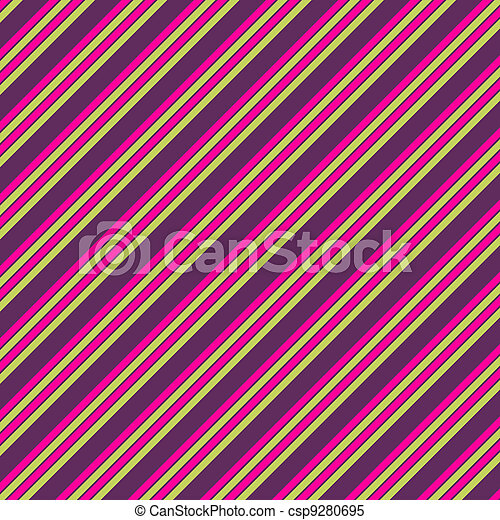 rosa, viola, diag., carta, striscia, calce - csp9280695