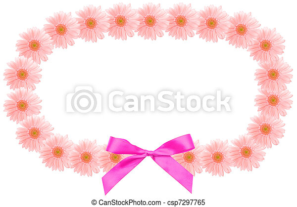 rosafarbene blume girlande bl hen girlande bl te stockbilder suche stockfotos. Black Bedroom Furniture Sets. Home Design Ideas