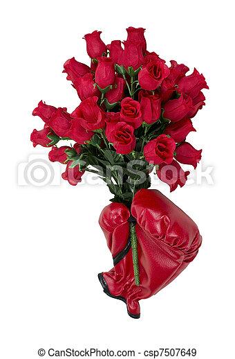 rosas, amor, resistente - csp7507649