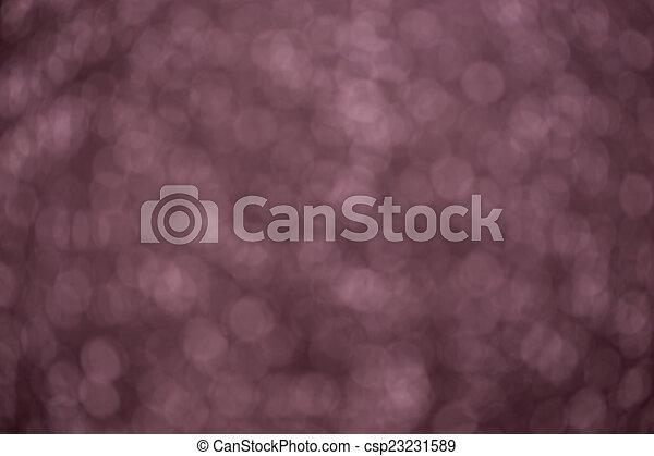 rose, bokeh, résumé, fond - csp23231589