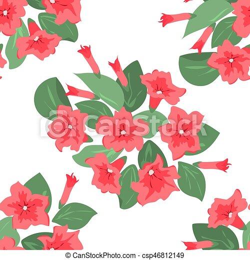 Rose Papier Peint Scrapbooking Modele Seamless Impression Textile Couverture Livre Fabrication Floral Fleurs Emballer