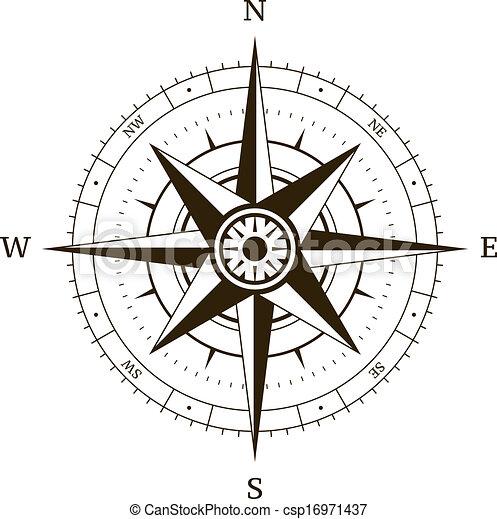 rose vent compas rose illustration vecteur compas vecteurs search clip art. Black Bedroom Furniture Sets. Home Design Ideas
