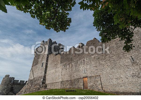Ross castle in Killarney - csp20556402