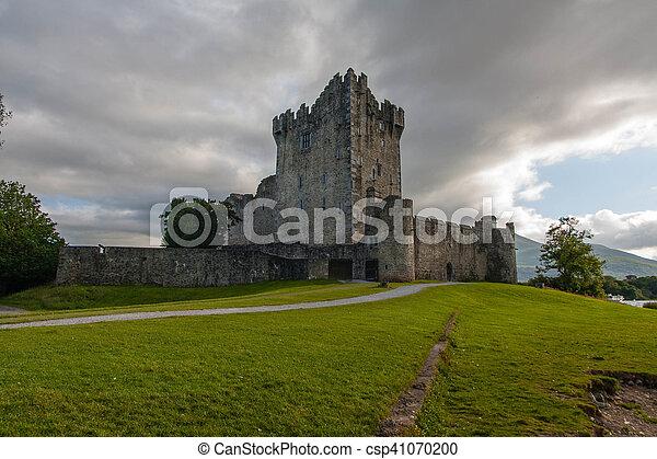 Ross Castle Killarney - csp41070200