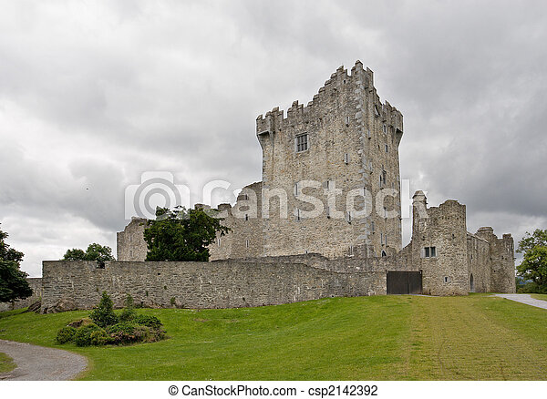 Ross Castle - csp2142392