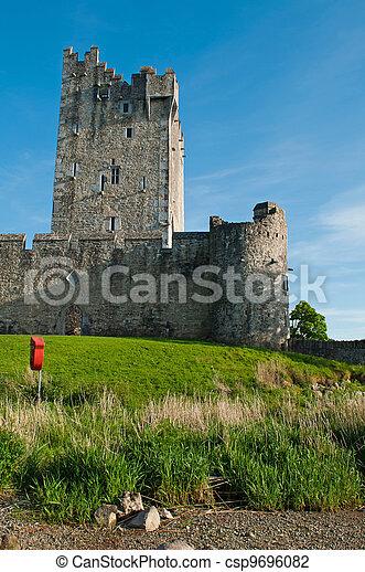 Ross Castle - csp9696082