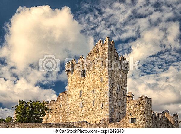 Ross castle - csp12493431