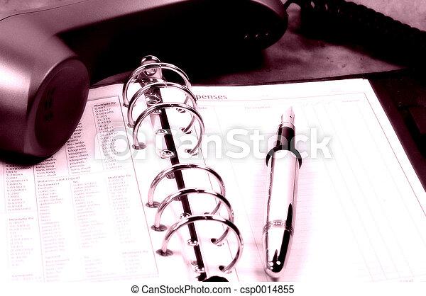 Rosy Outlook - csp0014855