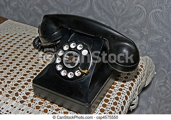 Rotary Dial - csp4575550