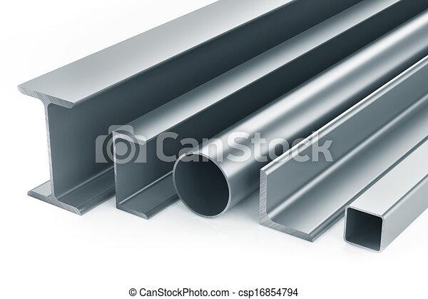 rotolato, metallo, prodotti - csp16854794