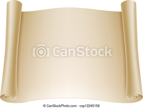 rotolo carta, fondo - csp12245156