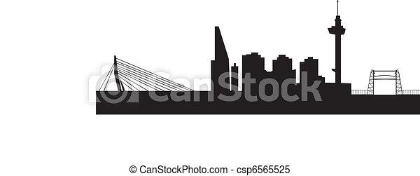 Rotterdam - csp6565525