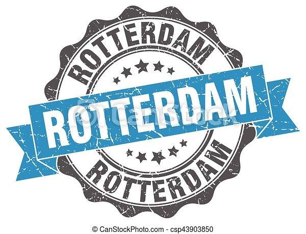 Rotterdam round ribbon seal - csp43903850