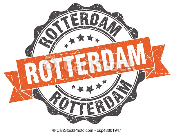 Rotterdam round ribbon seal - csp43881947