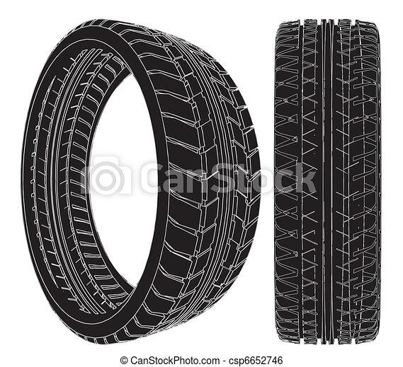 roue voiture pneu roue voiture vecteur pneu. Black Bedroom Furniture Sets. Home Design Ideas