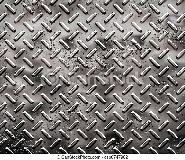 rough black diamond plate - csp0747902