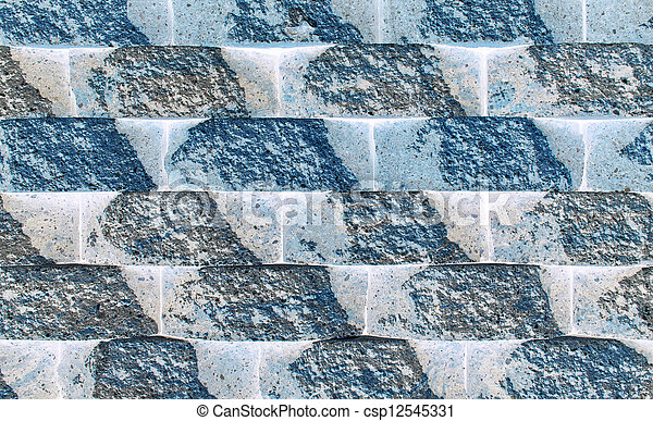 Rough Block Wall Pattern Inverted - csp12545331