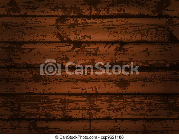 Rough boards background - csp9621188