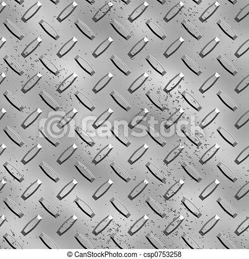 rough diamond plate - csp0753258
