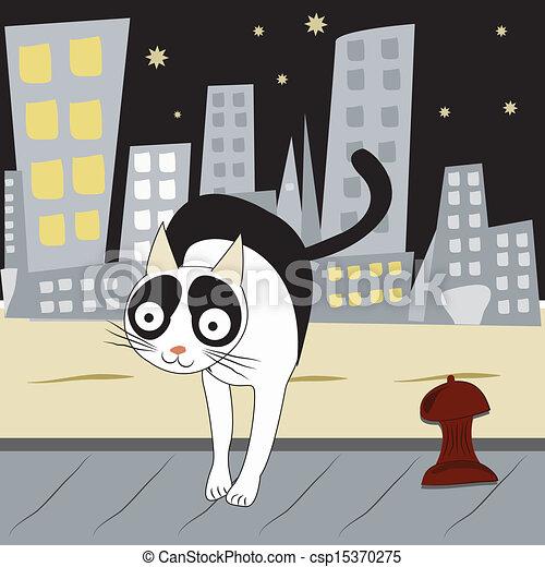 round cat - csp15370275
