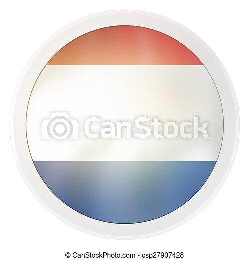 round icon button - csp27907428