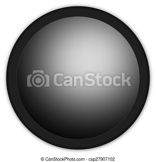 round icon button - csp27907102