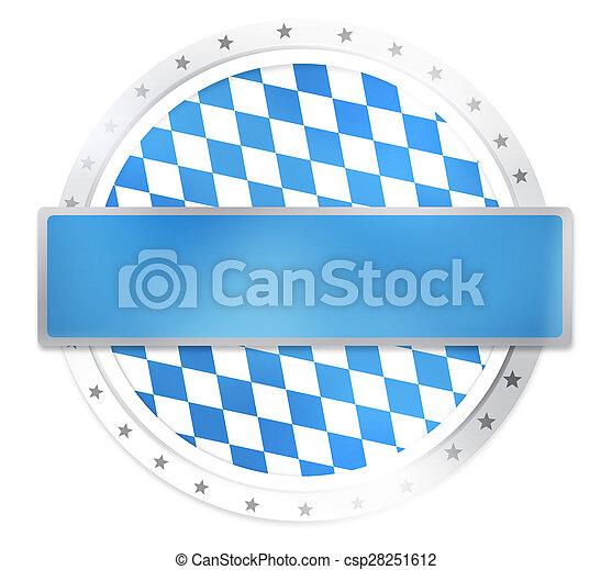 round icon symbol badge - csp28251612