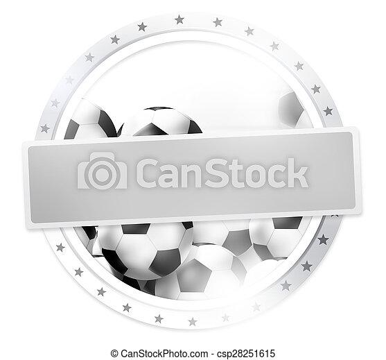 round icon symbol badge - csp28251615
