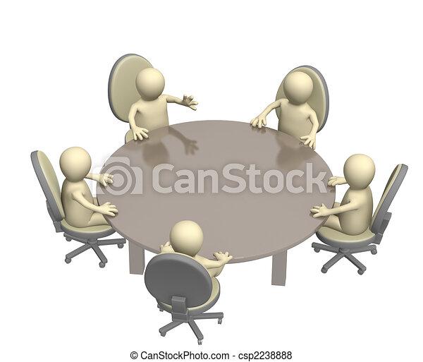 Round table - csp2238888