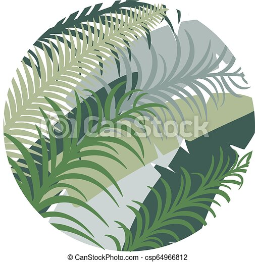Round Tropical Background With Palm Leaves Vector Image Eps 10 Canstock Find more tropical background vector graphics at getdrawings.com. https www canstockphoto com round tropical background with palm 64966812 html