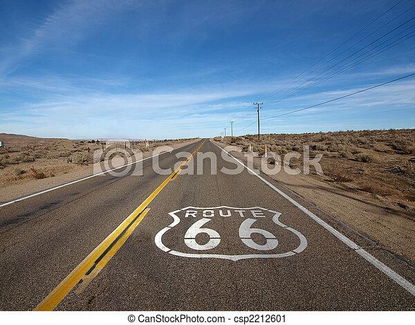 Route 66 - csp2212601