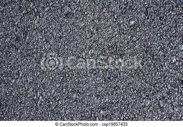 route, nouveau, asphalte - csp19857433