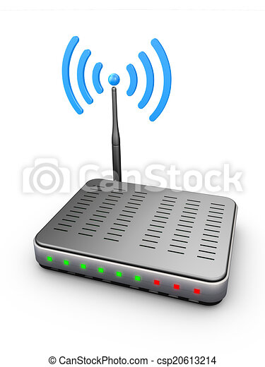router, wifi - csp20613214