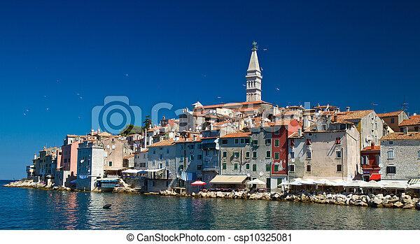 Rovinj, Croatia - csp10325081