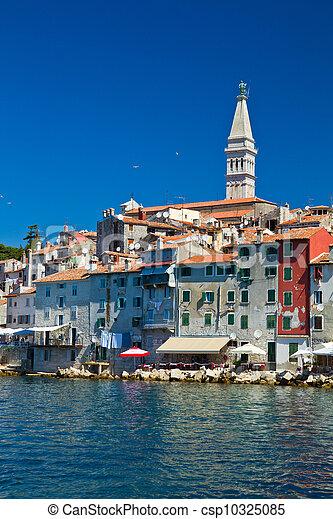 Rovinj, Croatia - csp10325085