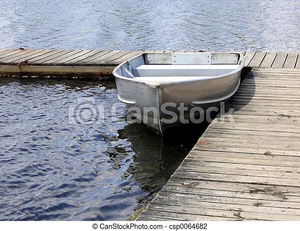 Row Boat - csp0064682