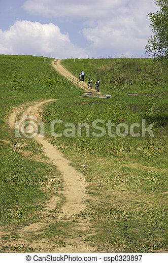 rower, road. - csp0323897