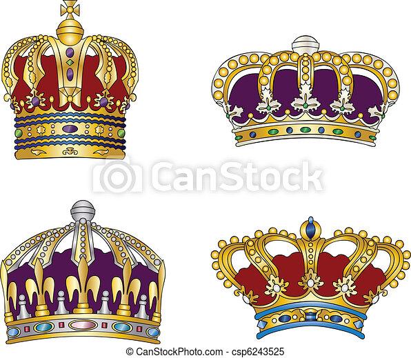 Royal Crown Assortment - csp6243525