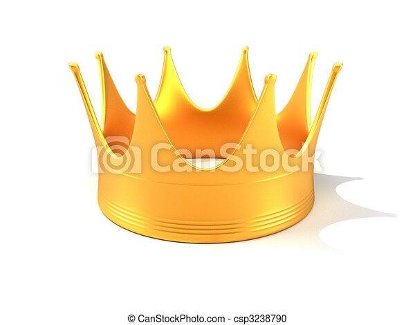 Royal crown - csp3238790